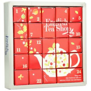 Calendrier English Tea