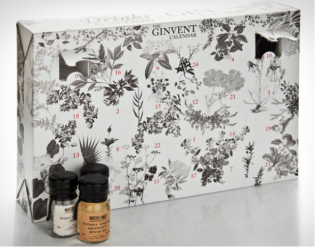 Calendrier The Ginvent