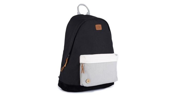 sac-a-dos-backpack-en-coton-noir-et-gris